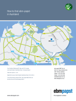 How to find ebm-papst in Auckland Auckland - ebm-papst ANZ Pty