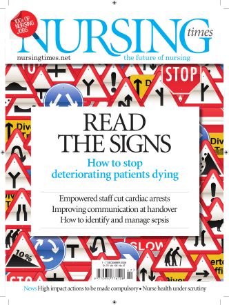 How to stop deteriorating patients dying - Nursing Times