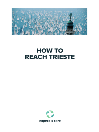 How to reach Trieste - Expero4care