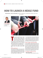 How To launcH a Hedge fund - Concept Capital