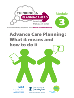Advance Care Planning: What it means and how to - Dying Matters