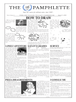 HOW TO DRAW - The Pamphlette