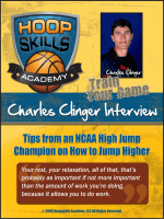 Charles Clinger - How to Jump Higher - HoopSkills Academy