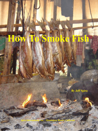How To Smoke Fish - Spira Boats