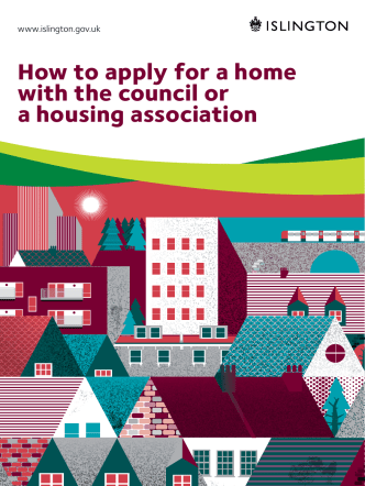 How to apply for a home with the council or a - Islington Council