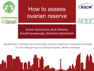 How to assess ovarian reserve - ASPIRE Congress
