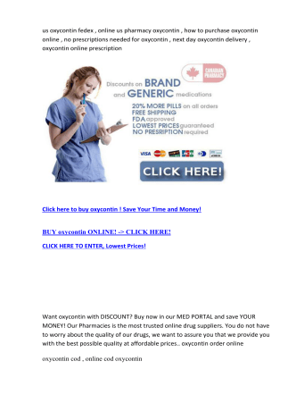 us oxycontin fedex , online us pharmacy oxycontin , how to purchase
