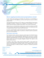 How to regain possession of your property from a tenant
