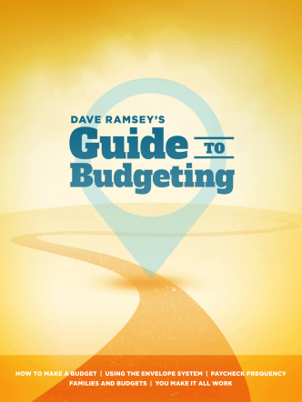 HOW TO MAKE A BUDGET | USING THE - Hope Church