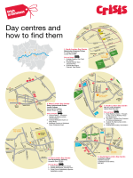Day centres and how to find them - Westminster Drug Project