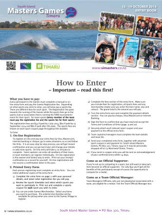 How to Enter How to Enter How to Enter How to Enter How to Enter