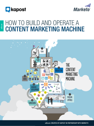 HOW TO BUILD AND OPERATE A Content Marketing - Marketo