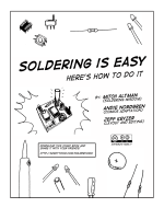 Soldering is Easy: Heres How to Do it (Extended - MightyOhm