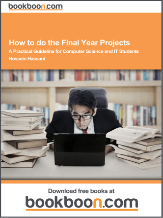 How to do the Final Year Projects - Weebly