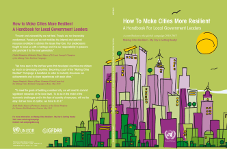 How To Make Cities More Resilient - unisdr
