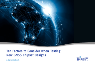 Ten Factors to Consider when Testing New Chipset Designs