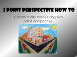 2 Point Perspective How To