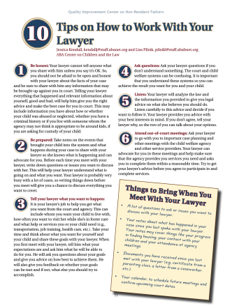 Tips on How to Work With Your Lawyer - American Humane