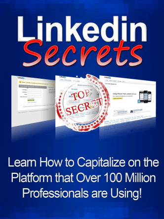 LinkedIn Secrets: Learn How to Capitalize on the - Linkedin Help