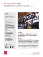OLDI Success Story How to Increase Data Reliability, AERVP