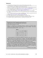 Teaching Tip: How to Manipulate Test Scores Colin Foster (c