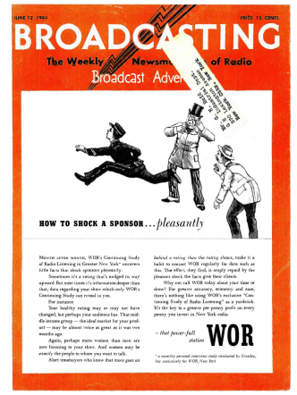 HOW TO SHOCK A SPONSORpleasantly - AmericanRadioHistory