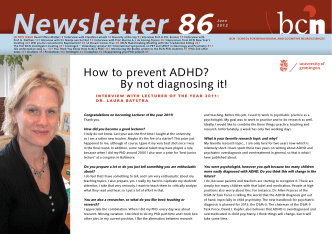 How to prevent ADHD? By not diagnosing it! - Rijksuniversiteit