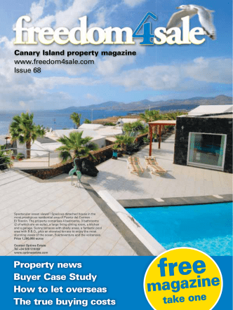Property news Buyer Case Study How to let - Freedom 4 Sale