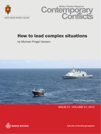 How to lead complex situations.indd