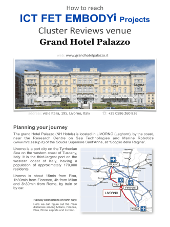 How to Reach US - GH Palazzo v2 - Embodied Intelligence