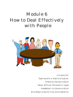 Module 6 How to Deal Effectively with People - Florida Department