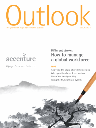 How to manage a global workforce - Accenture