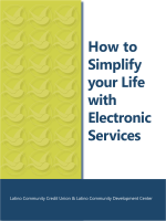 How to Simplify your Life with Electronic Services - Latino