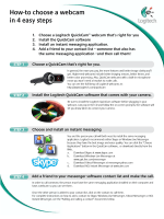 How-to choose a webcam in 4 easy steps - Logitech
