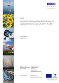 Electricity Storage: How to Facilitate its Deployment and Operation