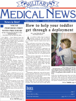 How to help your toddler get through a deployment - Military Medical