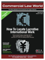 How To Locate Lucrative International Work - Pepper Hamilton LLP