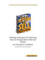 How to write letters that sell