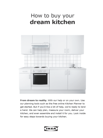 How to Buy Your Dream Kitchen - IKEA Kitchen - Kwasi Studios