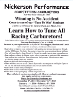 Learn How to TUne Atl - Atco Raceway
