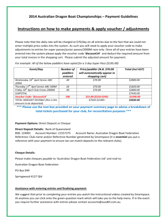 Payment Policy Aus Champs 2014 V2.pdf - Australian Dragon Boat