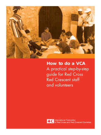 How to do a VCA A practical step-by-step guide for Red Cross Red