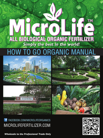HOW TO GO ORGANIC MANUAL - MicroLife