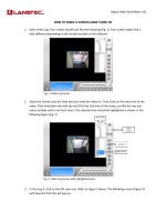 HOW TO MAKE A SURVEILLANCE VIDEO CD