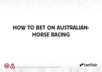 HOW TO BET ON AUSTRALIAN- HORSE RACING - Workcast.net