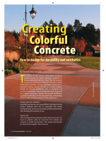 How to design for durability and aesthetics - Butterfield Color