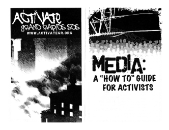 MEDIA: A How To Guide For Activists - Sprout Distro
