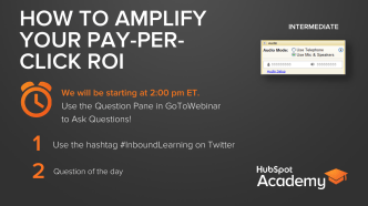 HOW TO AMPLIFY YOUR PAY-PER- CLICK ROI 1 2