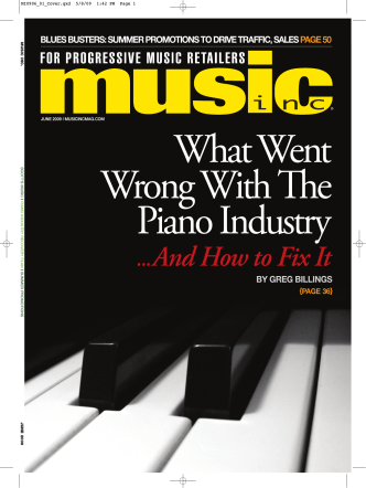 ...And How to Fix It - Music Inc. Magazine