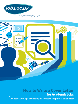 How to Write a Cover Letter - Jobs.ac.uk